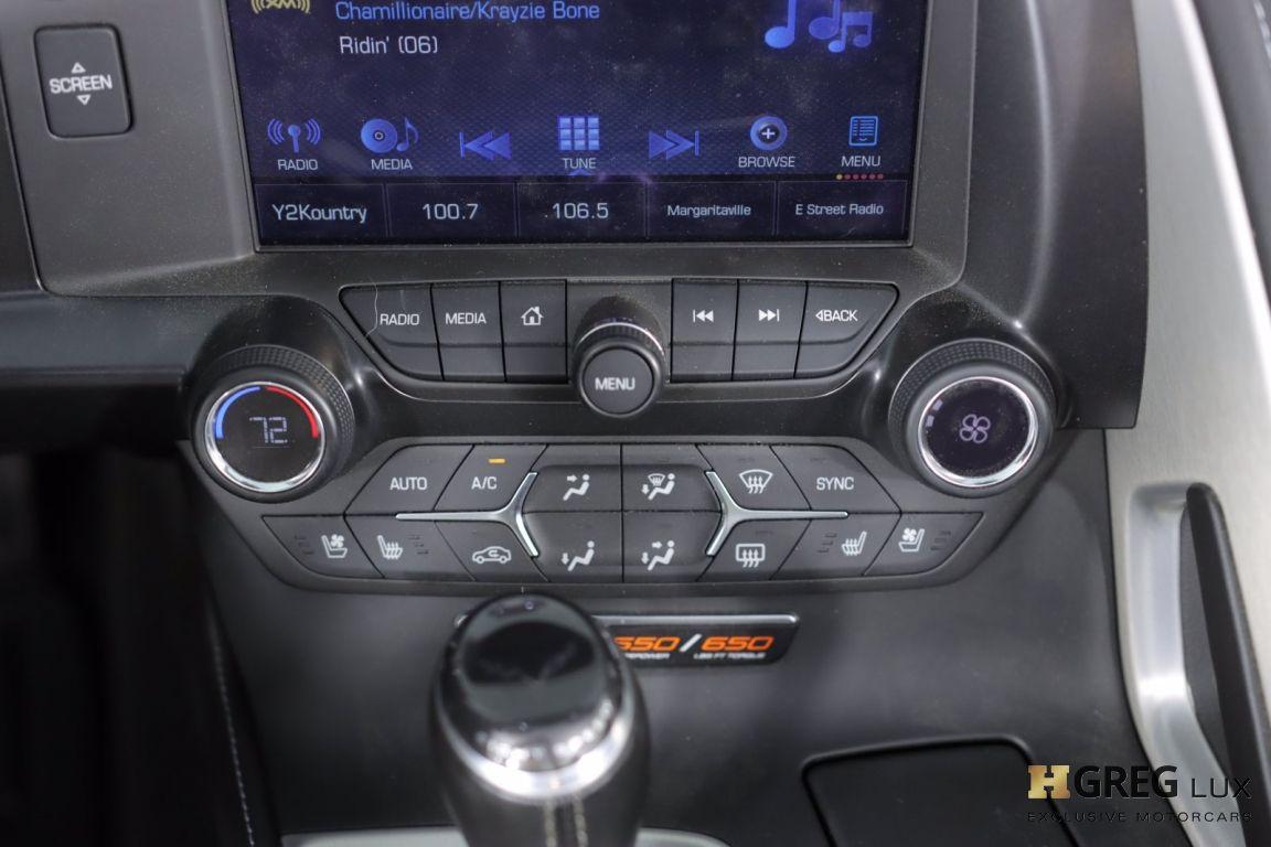 2016 Chevrolet Corvette Z06 2LZ #37