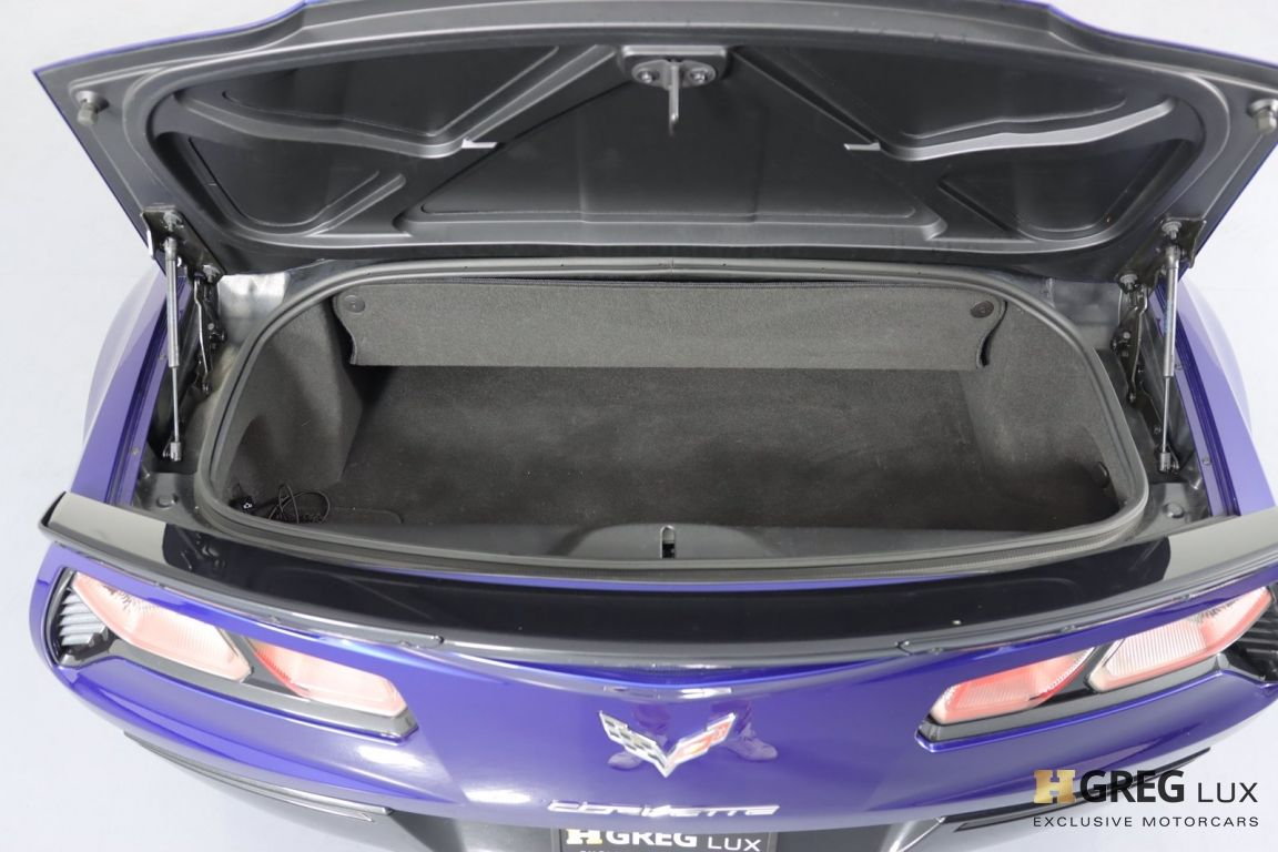 2016 Chevrolet Corvette Z06 2LZ #44