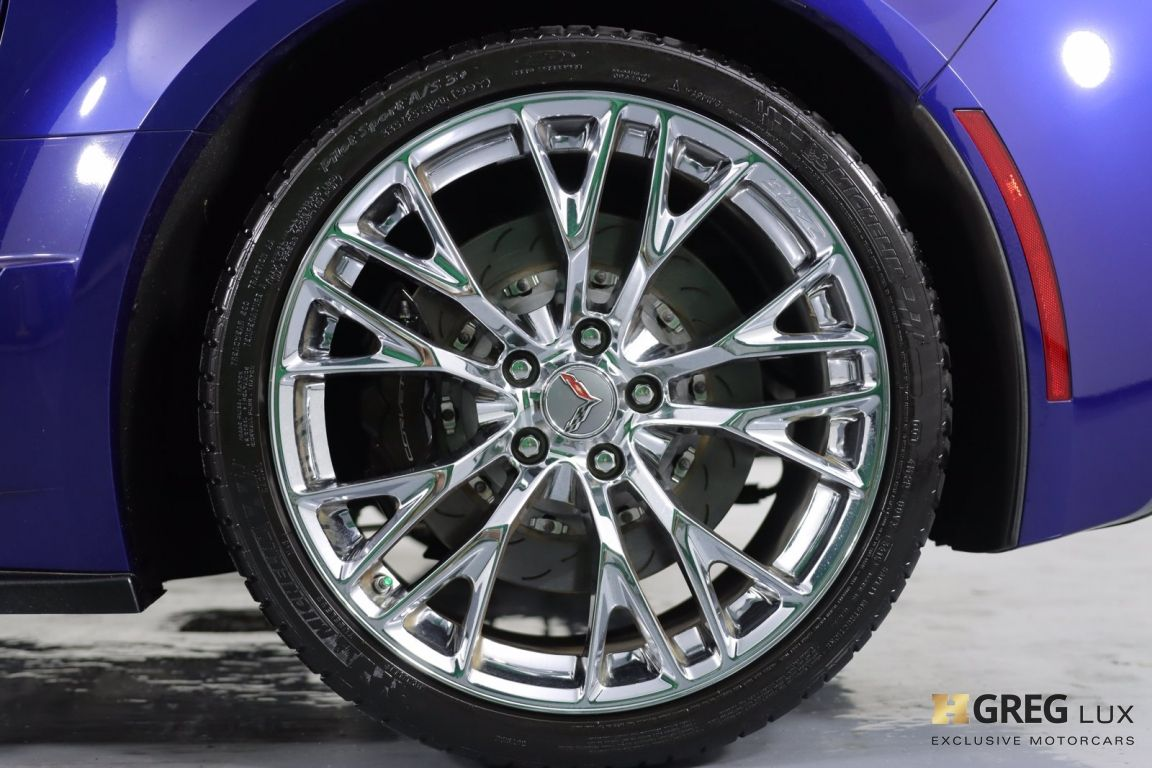 2016 Chevrolet Corvette Z06 2LZ #26