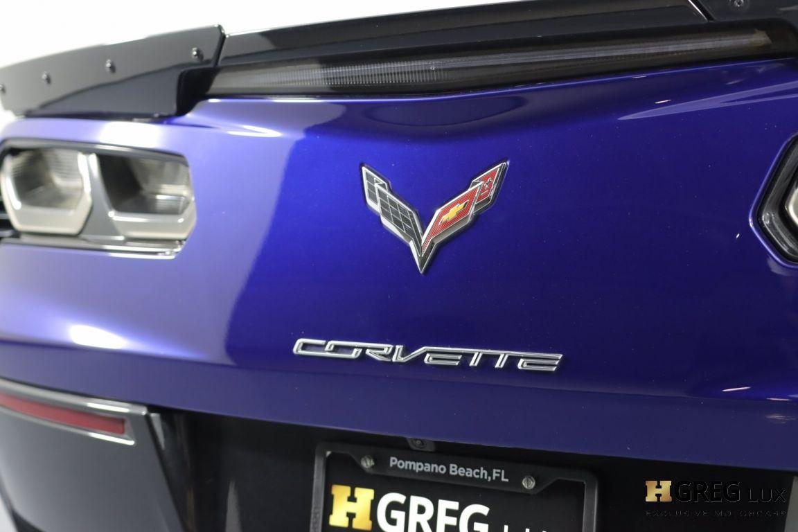 2016 Chevrolet Corvette Z06 2LZ #20