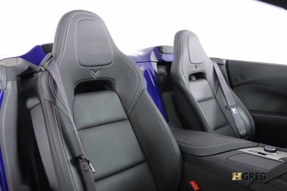 2016 Chevrolet Corvette Z06 2LZ #31