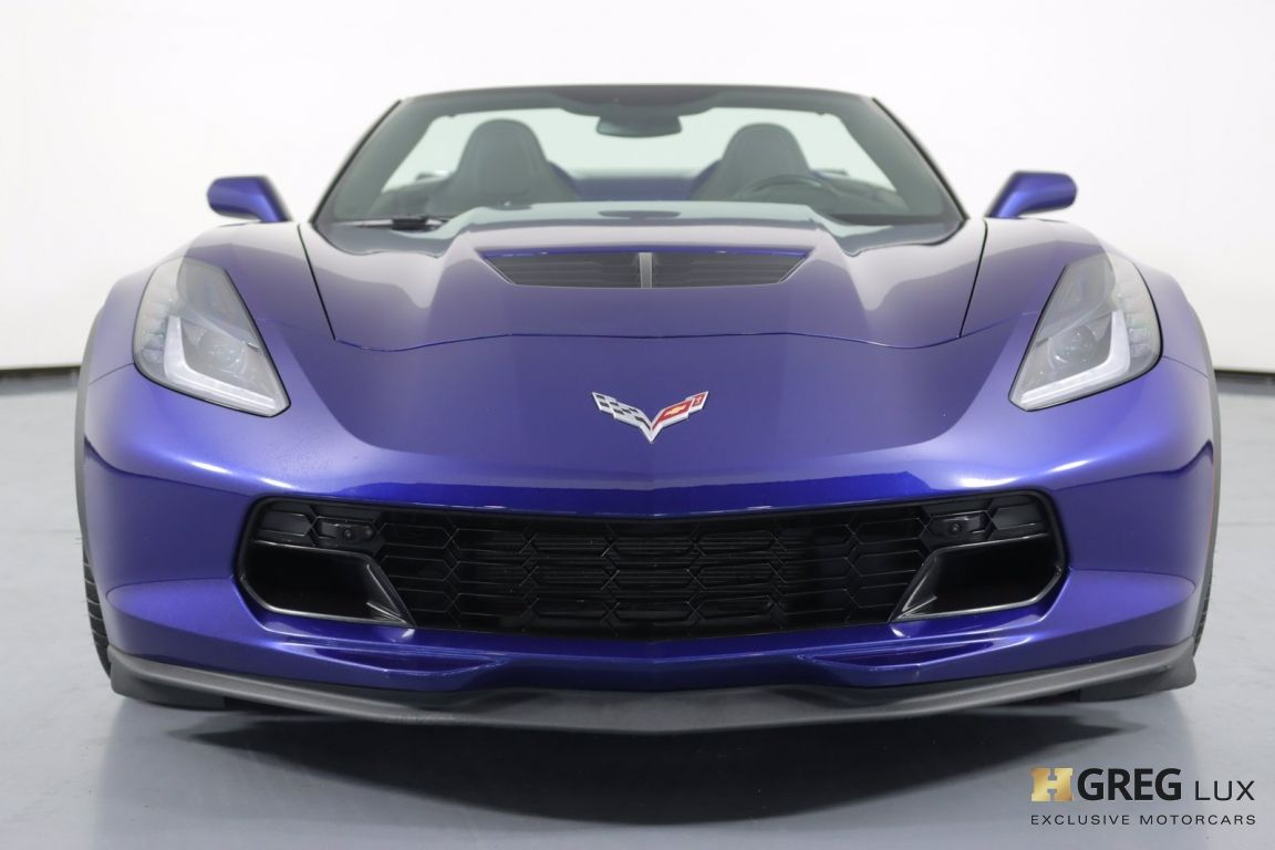 2016 Chevrolet Corvette Z06 2LZ #4