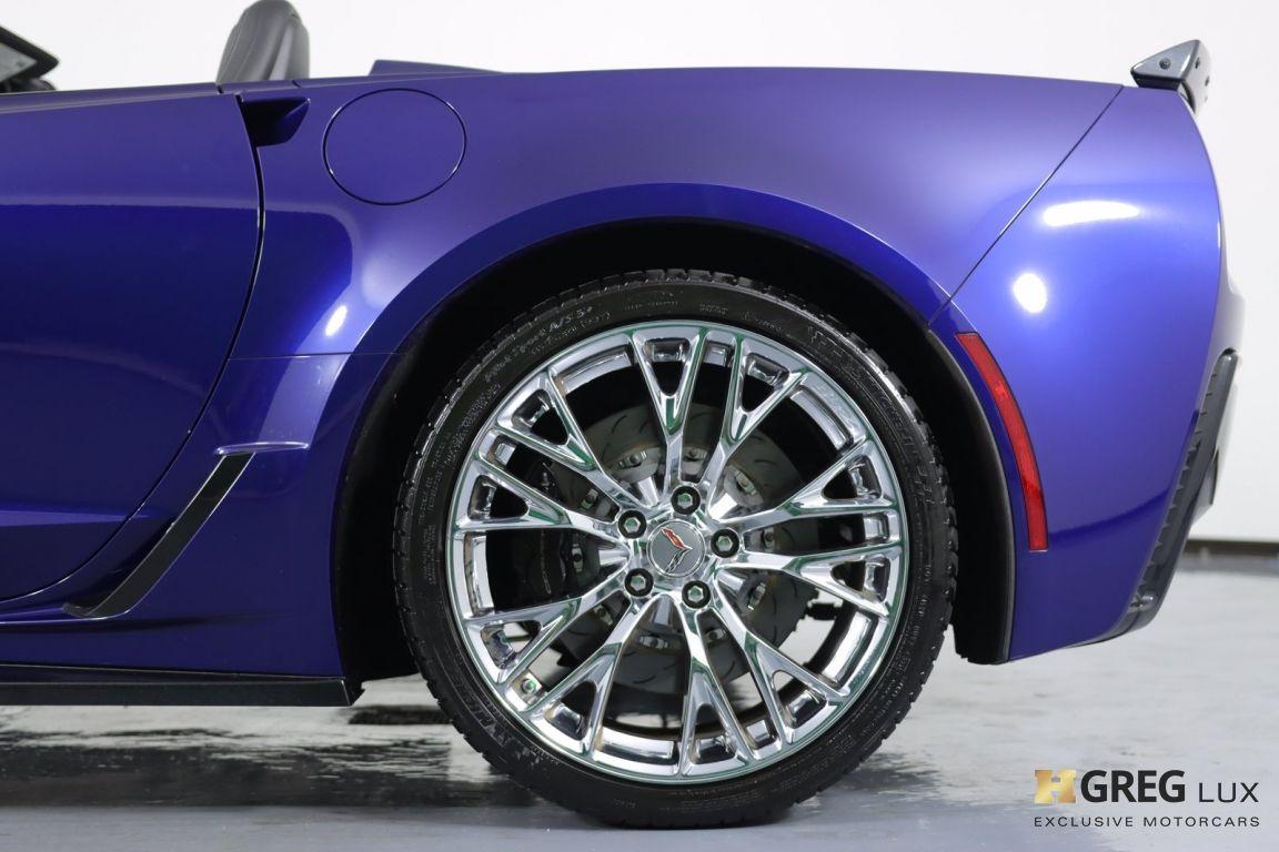 2016 Chevrolet Corvette Z06 2LZ #25
