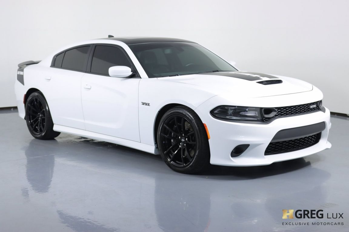 2019 Dodge Charger Scat Pack #9