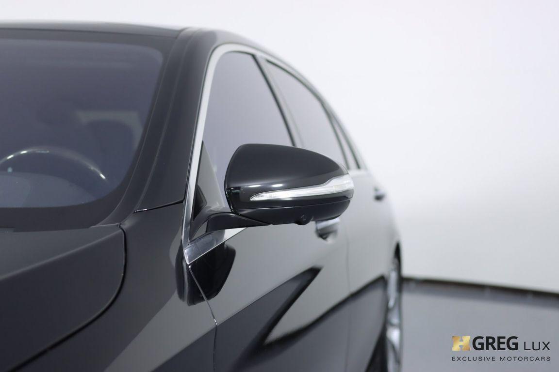 2019 Mercedes Benz S Class S 560 #8