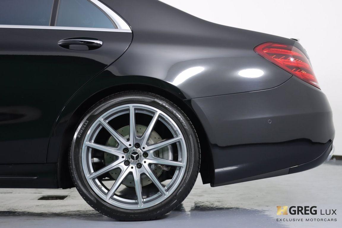 2019 Mercedes Benz S Class S 560 #24