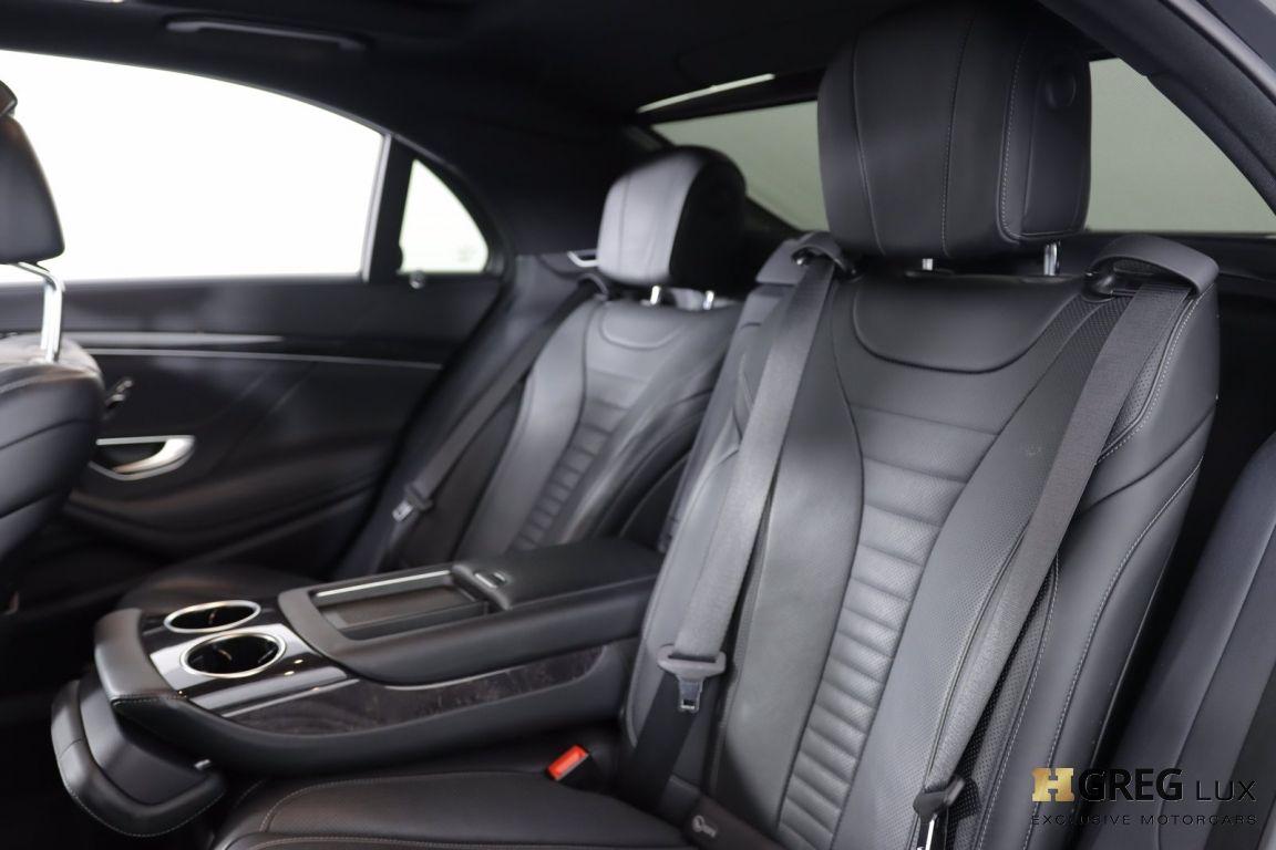 2019 Mercedes Benz S Class S 560 #30