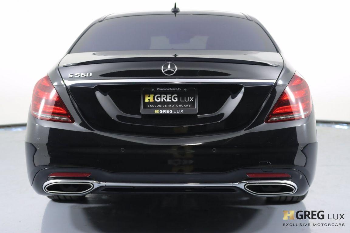 2019 Mercedes Benz S Class S 560 #16