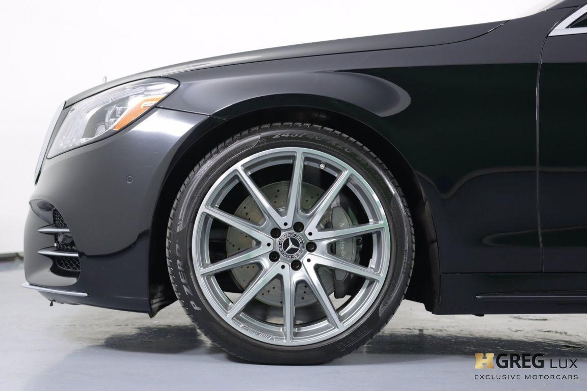2019 Mercedes Benz S Class S 560 #22