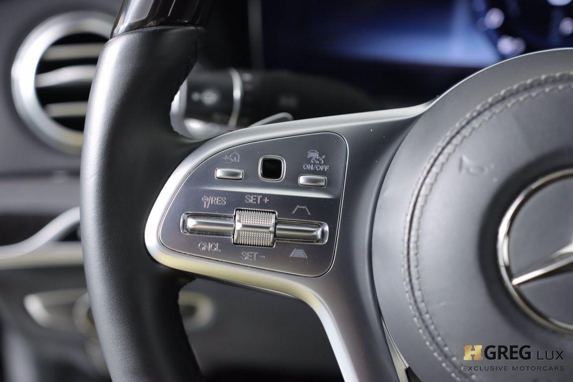 2019 Mercedes Benz S Class S 560 #50