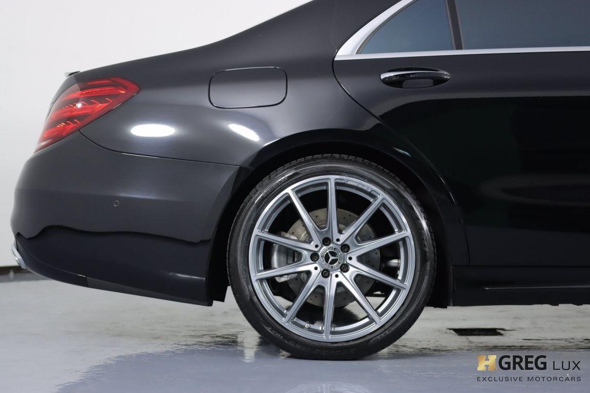 2019 Mercedes Benz S Class S 560 #13