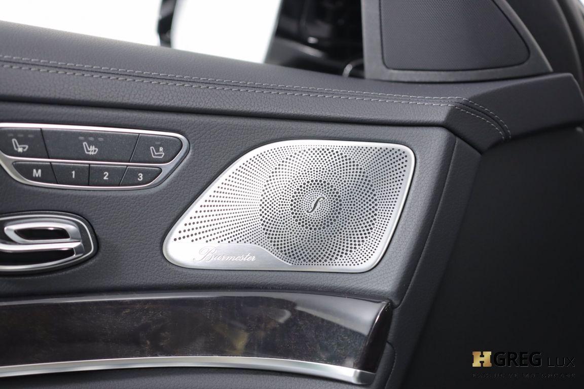 2019 Mercedes Benz S Class S 560 #37