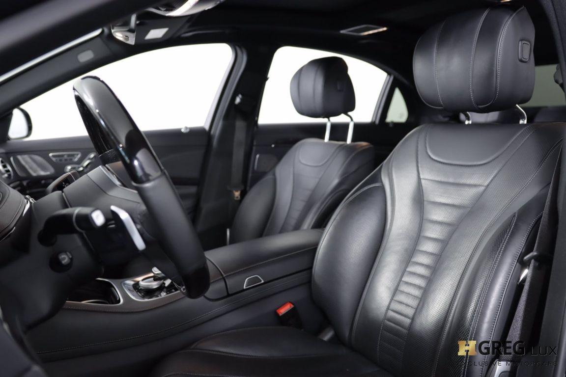 2019 Mercedes Benz S Class S 560 #2