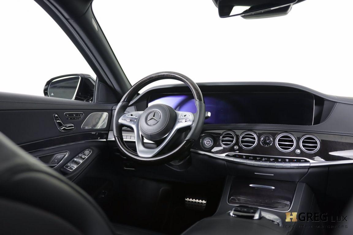 2019 Mercedes Benz S Class S 560 #48