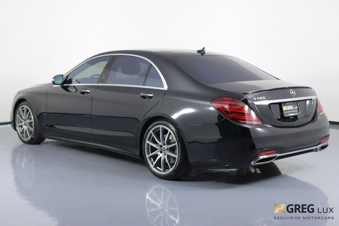 2019 Mercedes Benz S Class S 560 #20