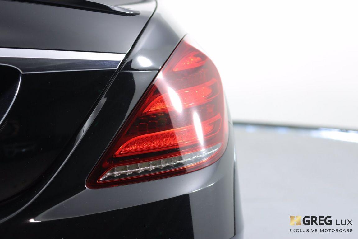 2019 Mercedes Benz S Class S 560 #18
