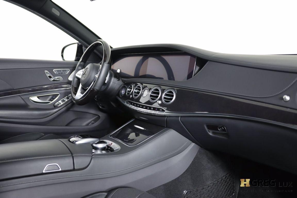 2019 Mercedes Benz S Class S 560 #28