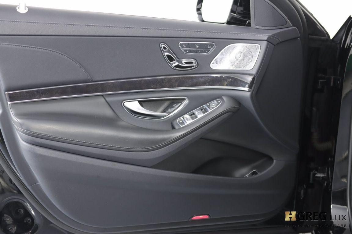 2019 Mercedes Benz S Class S 560 #36