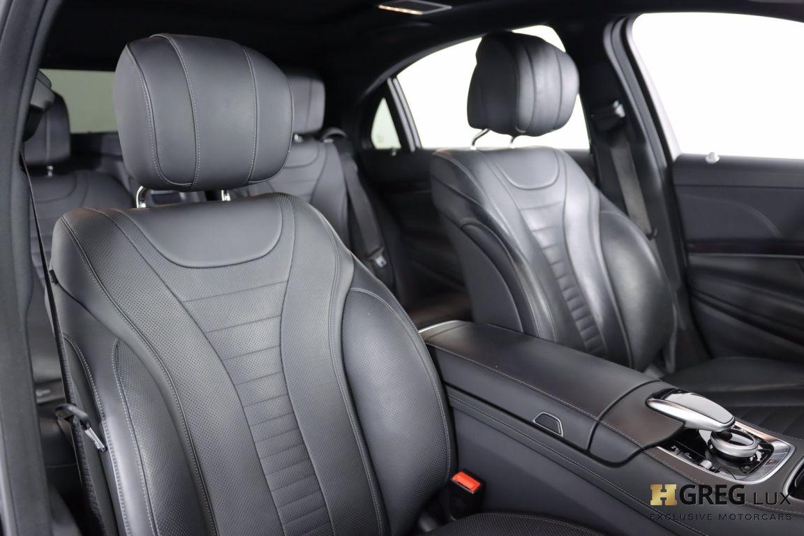 2019 Mercedes Benz S Class S 560 #32