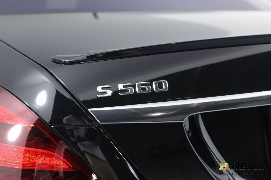 2019 Mercedes Benz S Class S 560 #19