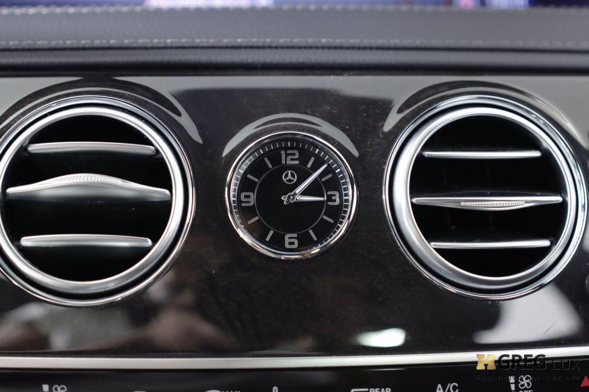 2019 Mercedes Benz S Class S 560 #44