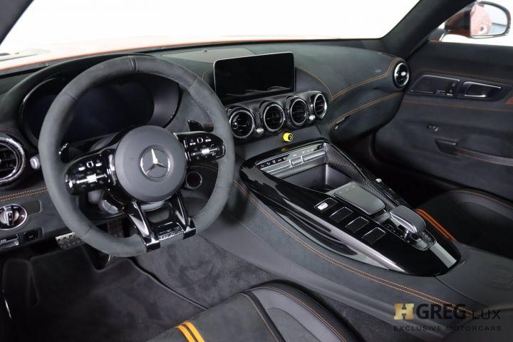 2021 Mercedes Benz AMG GT AMG GT Black Series #1