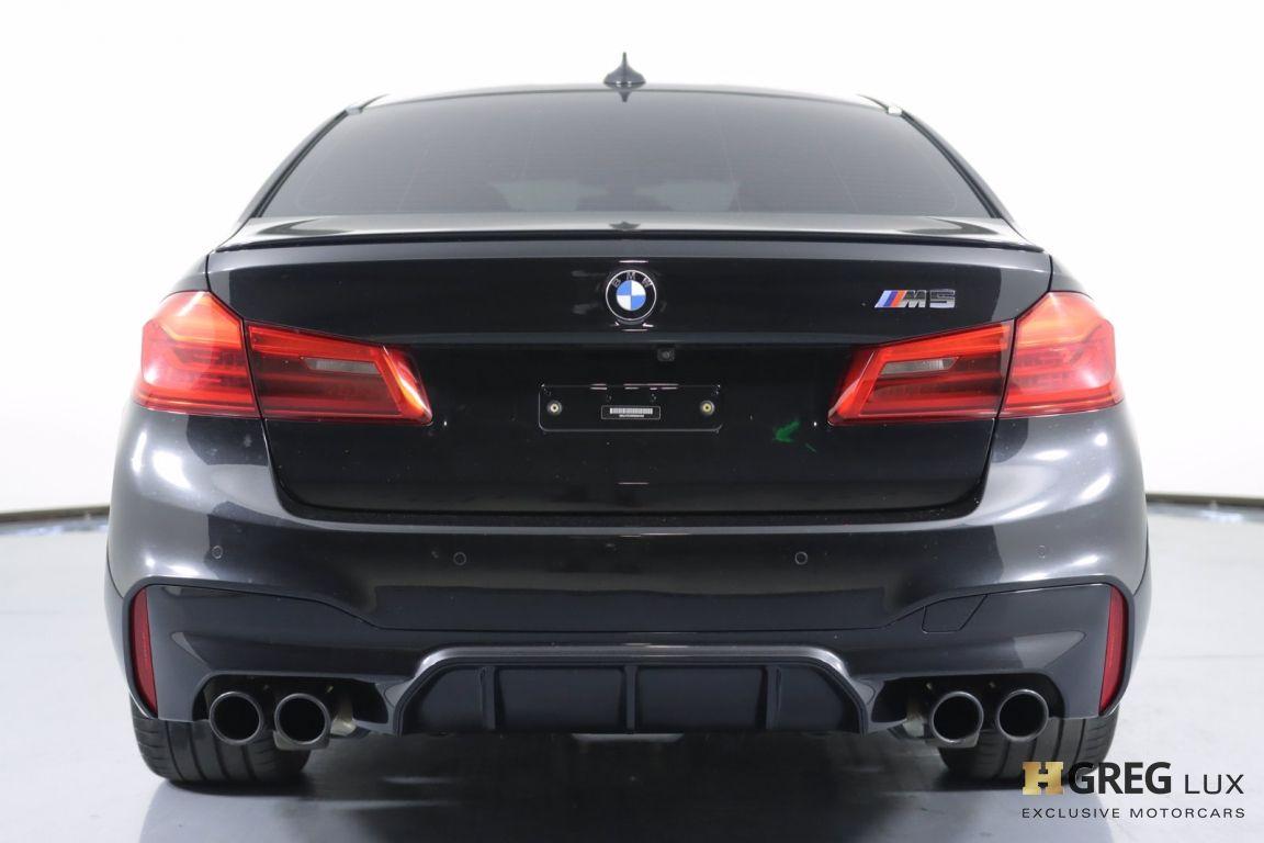 2019 BMW M5  #16