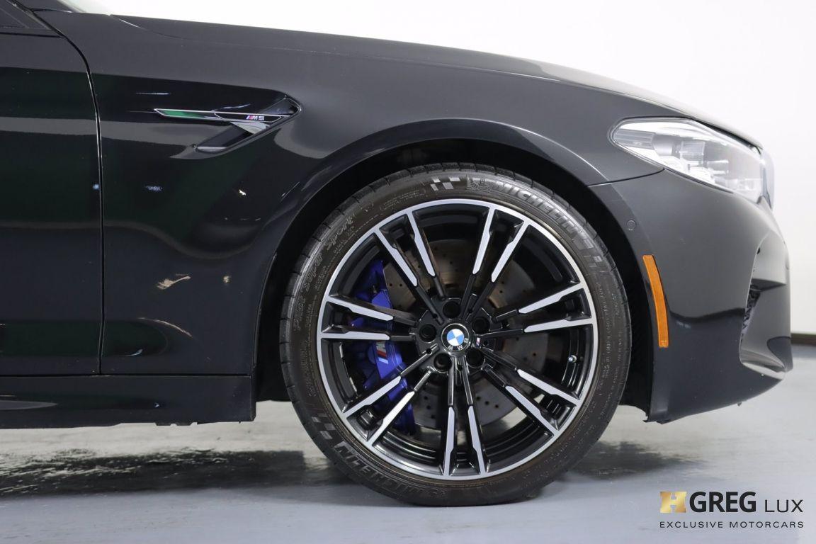 2019 BMW M5  #11