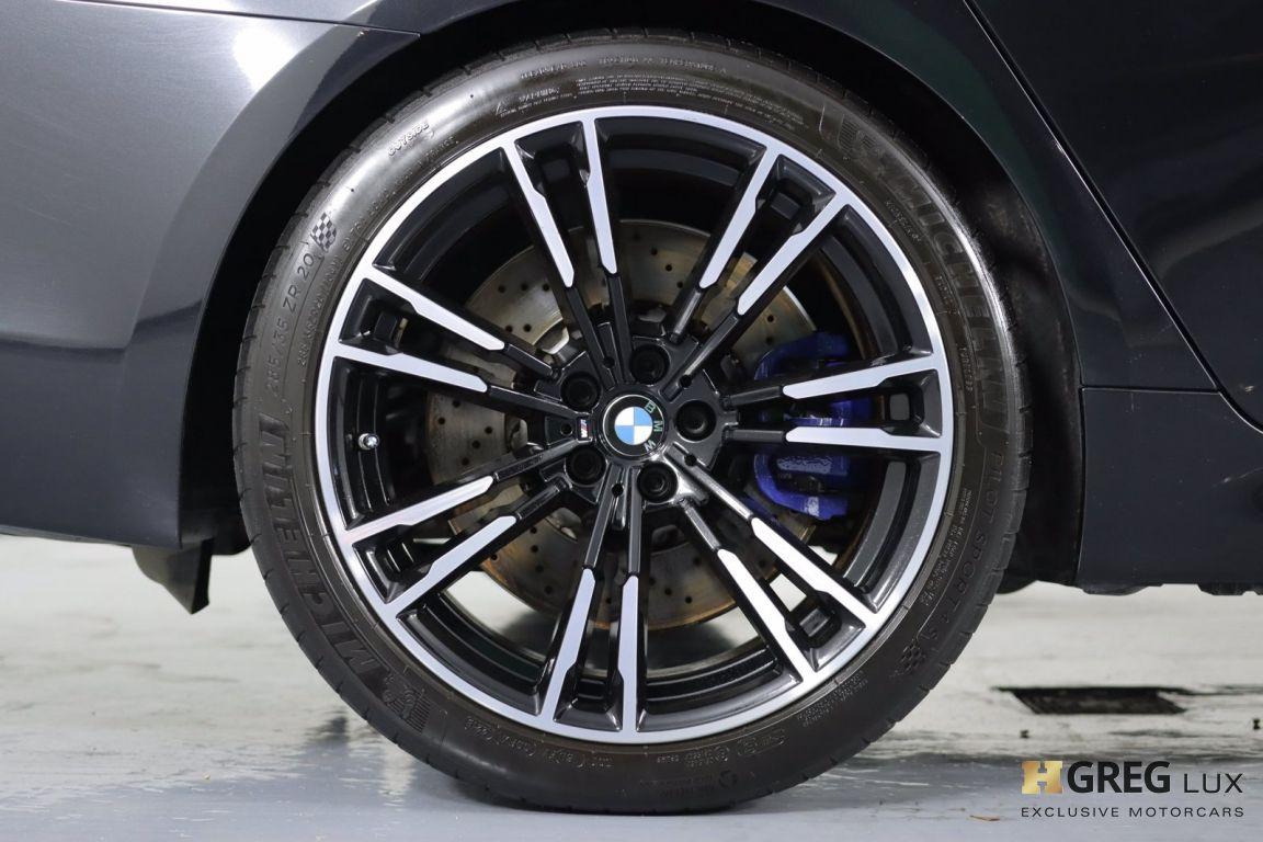 2019 BMW M5  #14