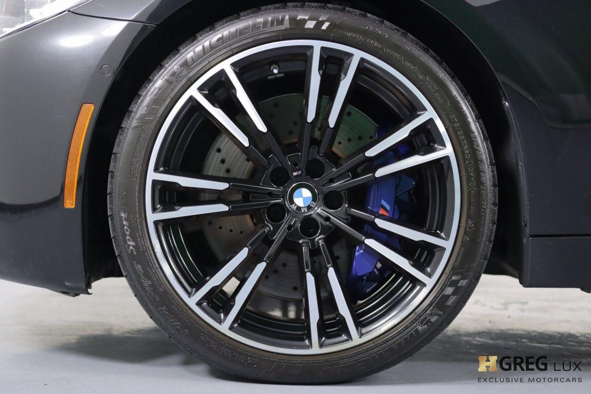 2019 BMW M5  #22