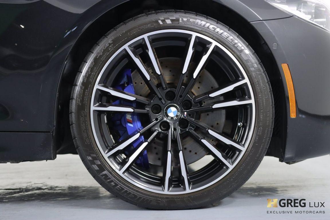 2019 BMW M5  #12