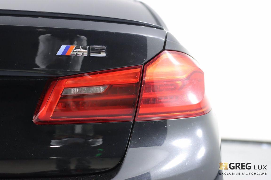 2019 BMW M5  #18