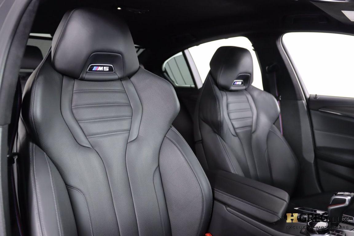 2019 BMW M5  #31