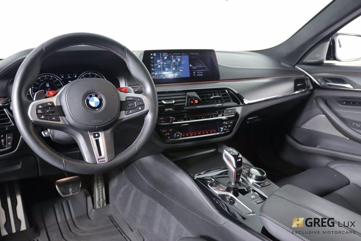 2019 BMW M5  #1