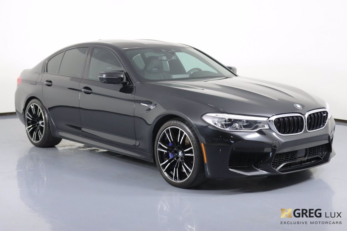 2019 BMW M5  #9
