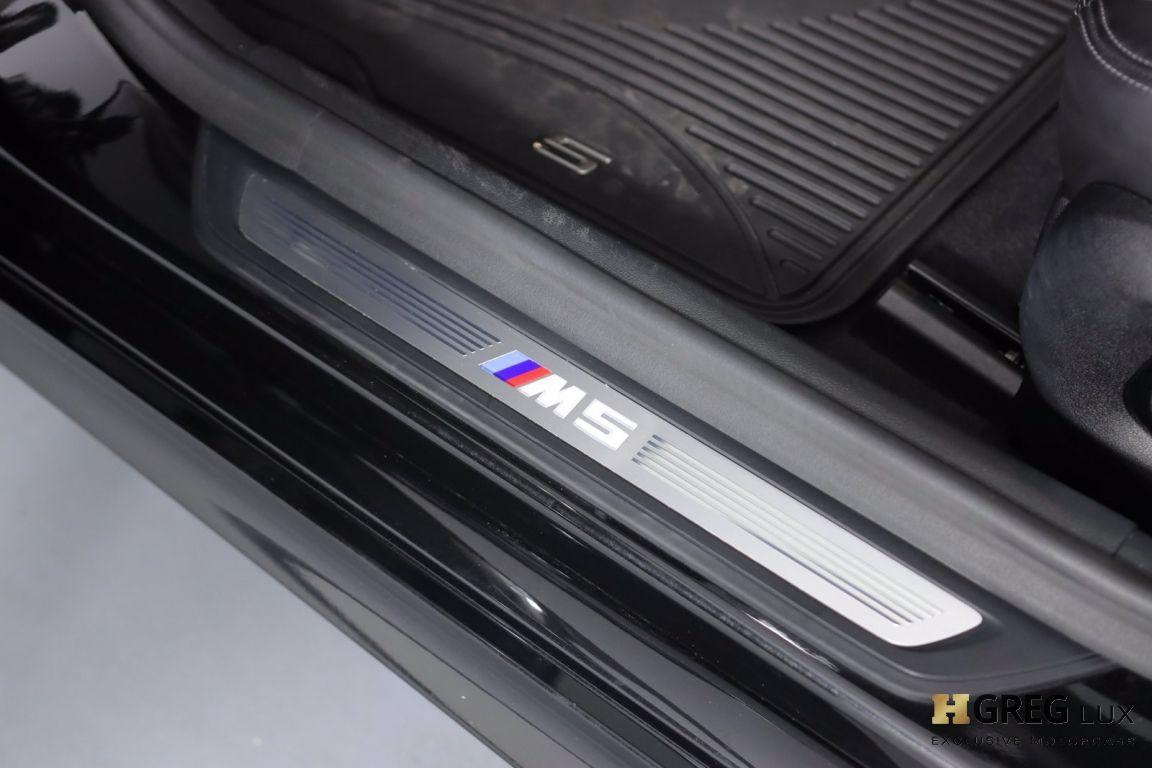 2019 BMW M5  #38