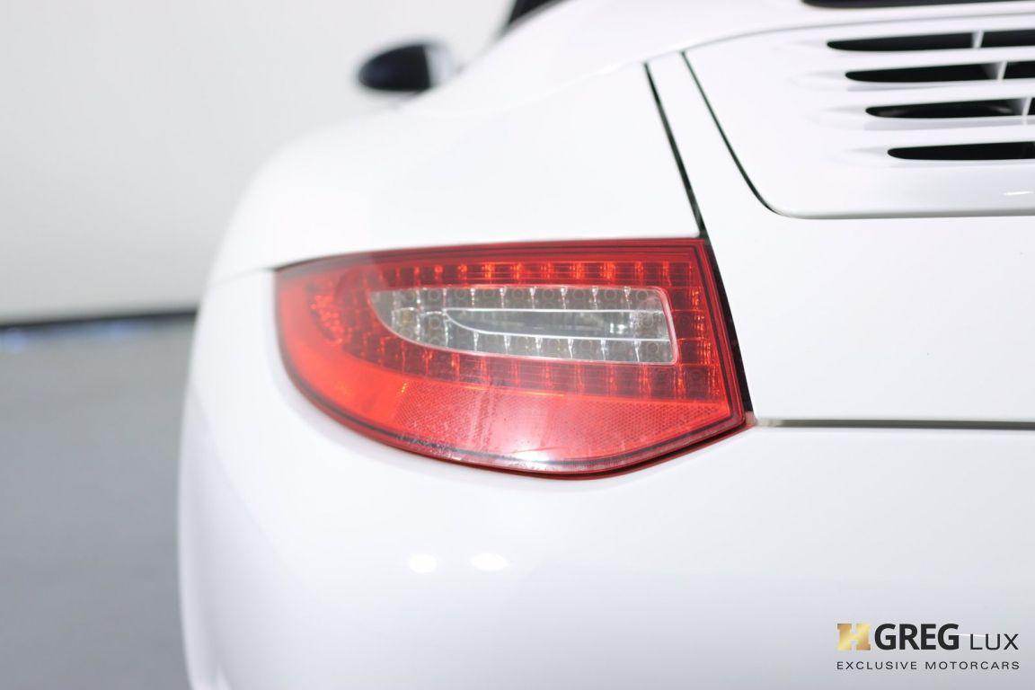 2012 Porsche 911  #18