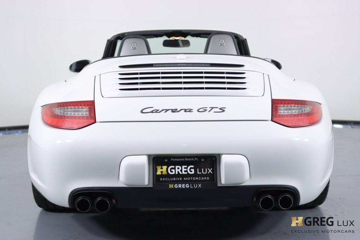 2012 Porsche 911  #17