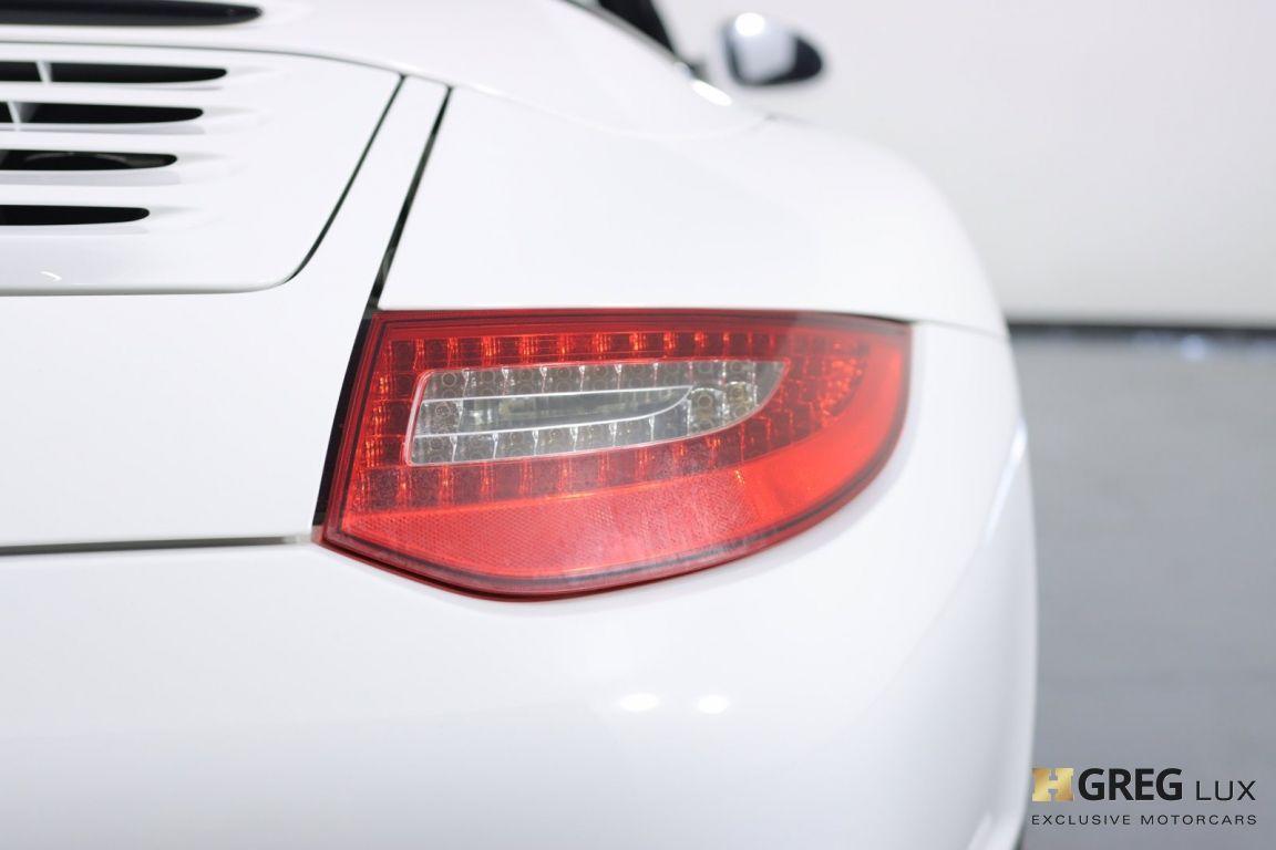 2012 Porsche 911  #19