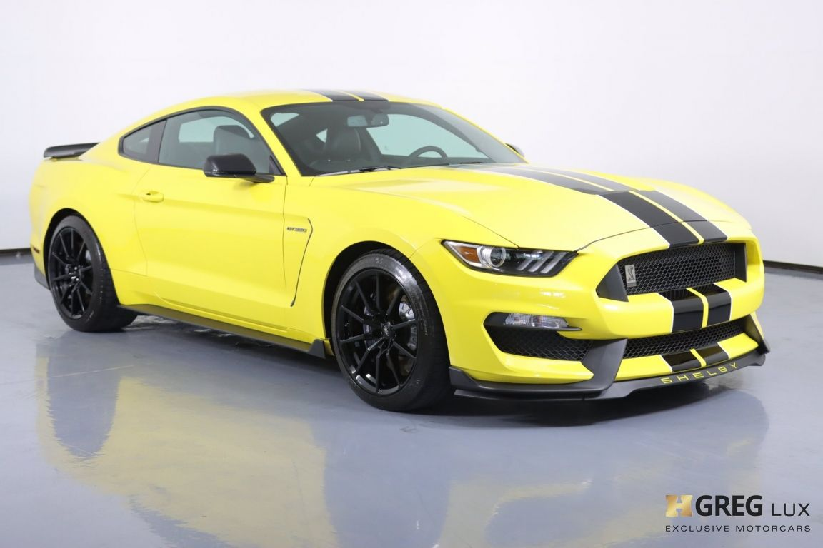 2016 Ford Mustang Shelby GT350 #9