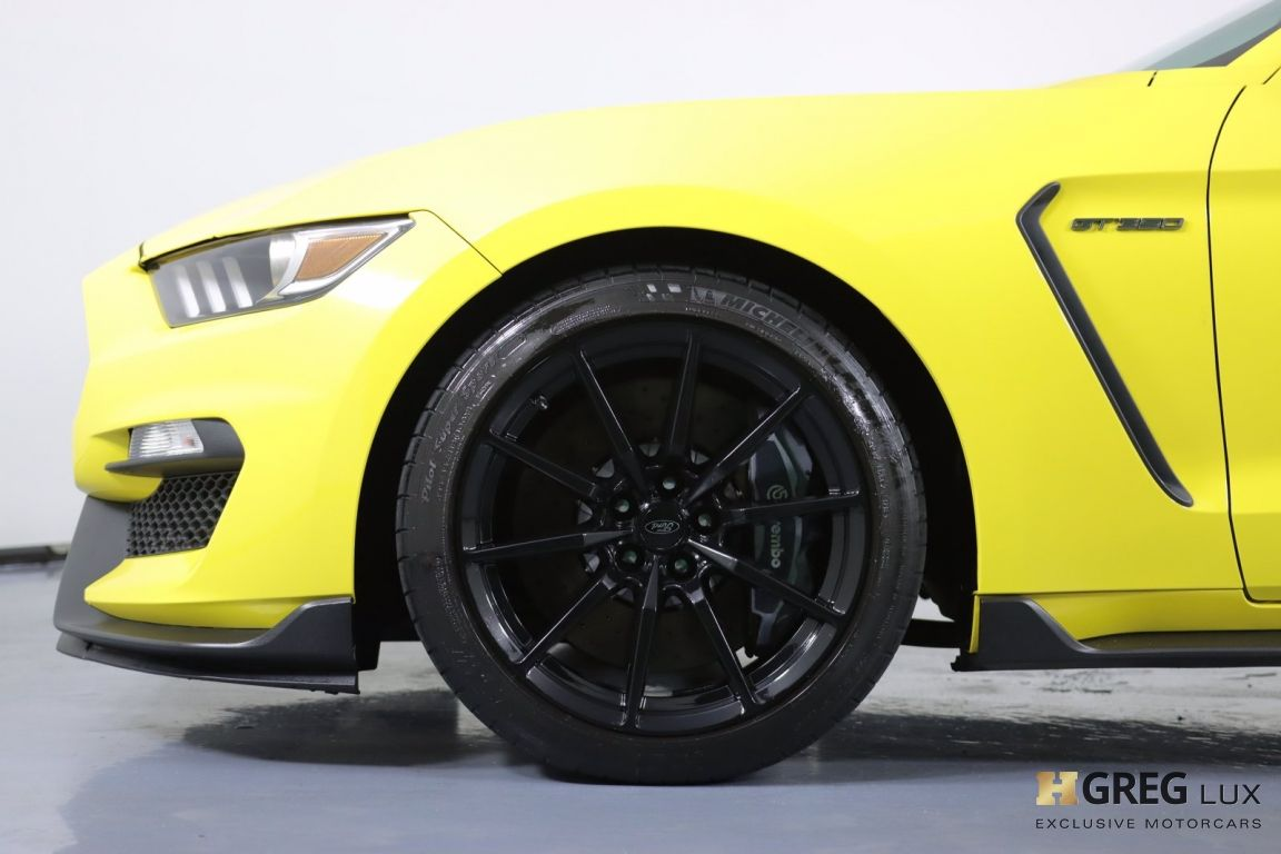 2016 Ford Mustang Shelby GT350 #22