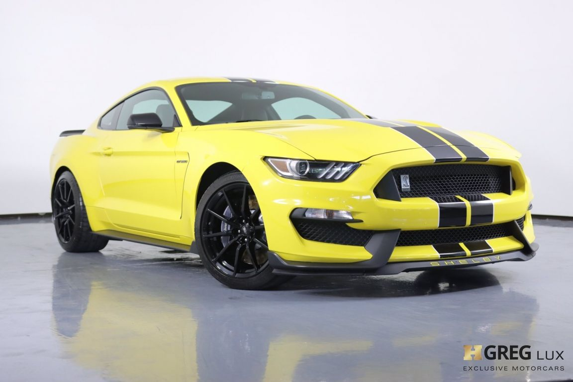 2016 Ford Mustang Shelby GT350 #27