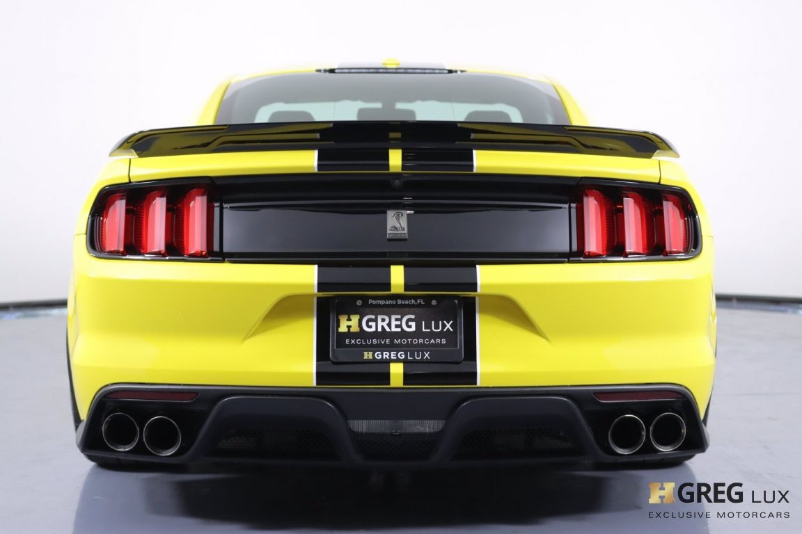 2016 Ford Mustang Shelby GT350 #16
