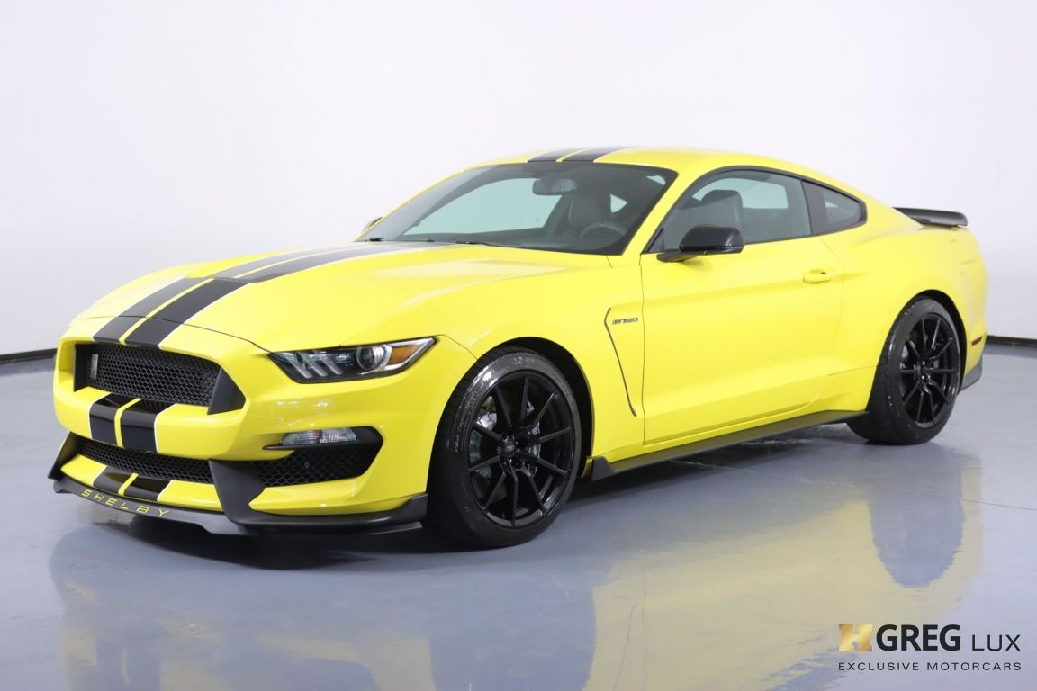 2016 Ford Mustang Shelby GT350 #26