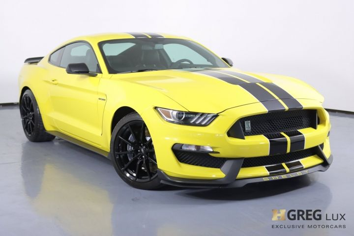 2016 Ford Mustang Shelby GT350 #0