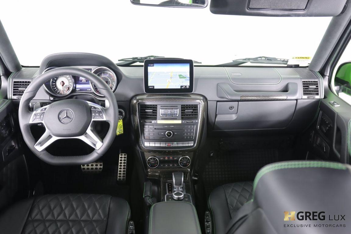 2018 Mercedes Benz G Class AMG G 63 #51