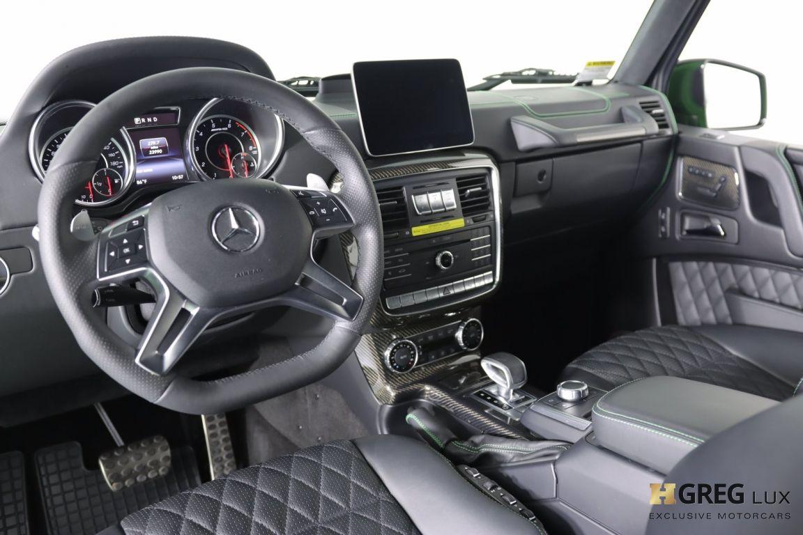 2018 Mercedes Benz G Class AMG G 63 #1