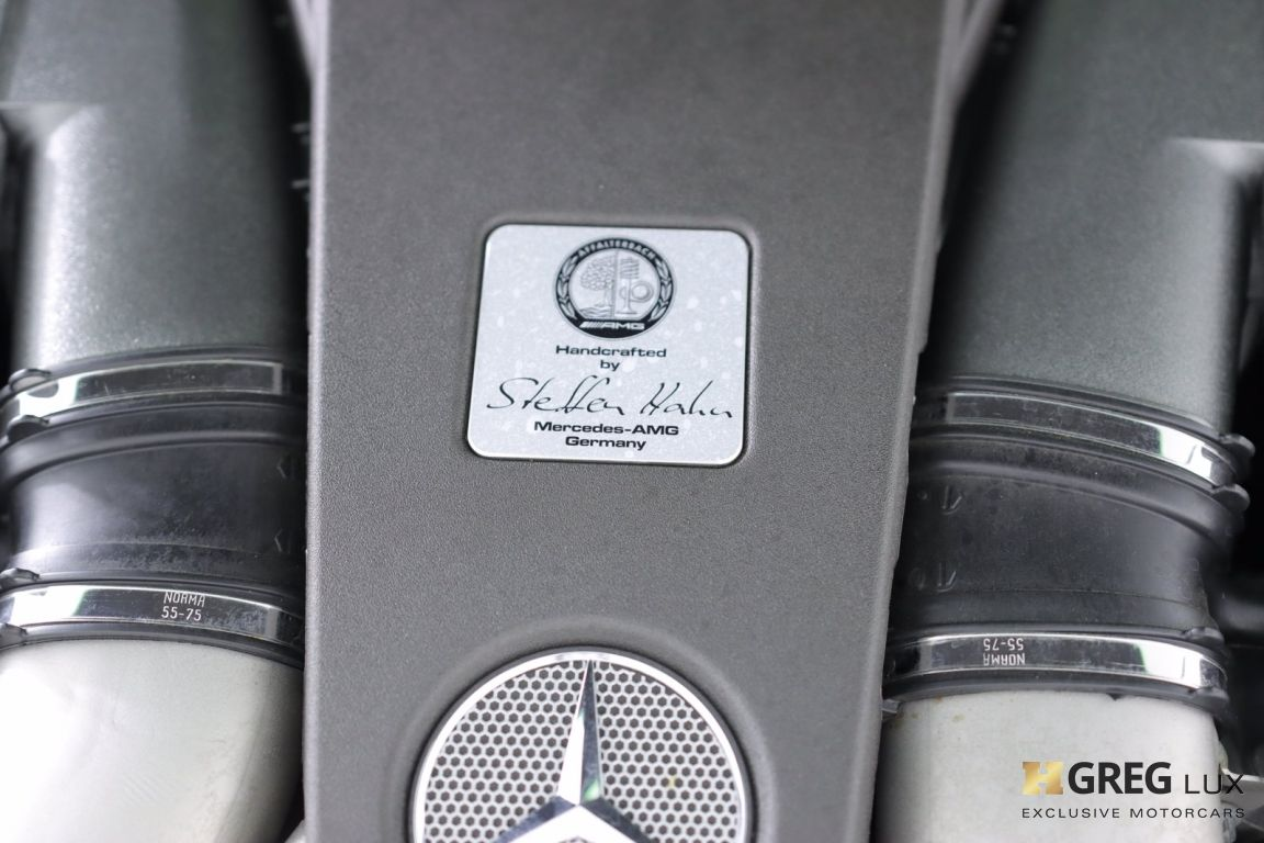 2018 Mercedes Benz G Class AMG G 63 #54