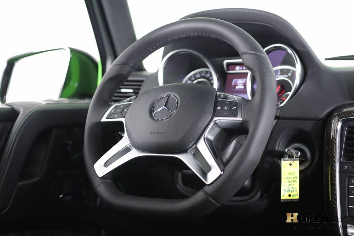 2018 Mercedes Benz G Class AMG G 63 #46