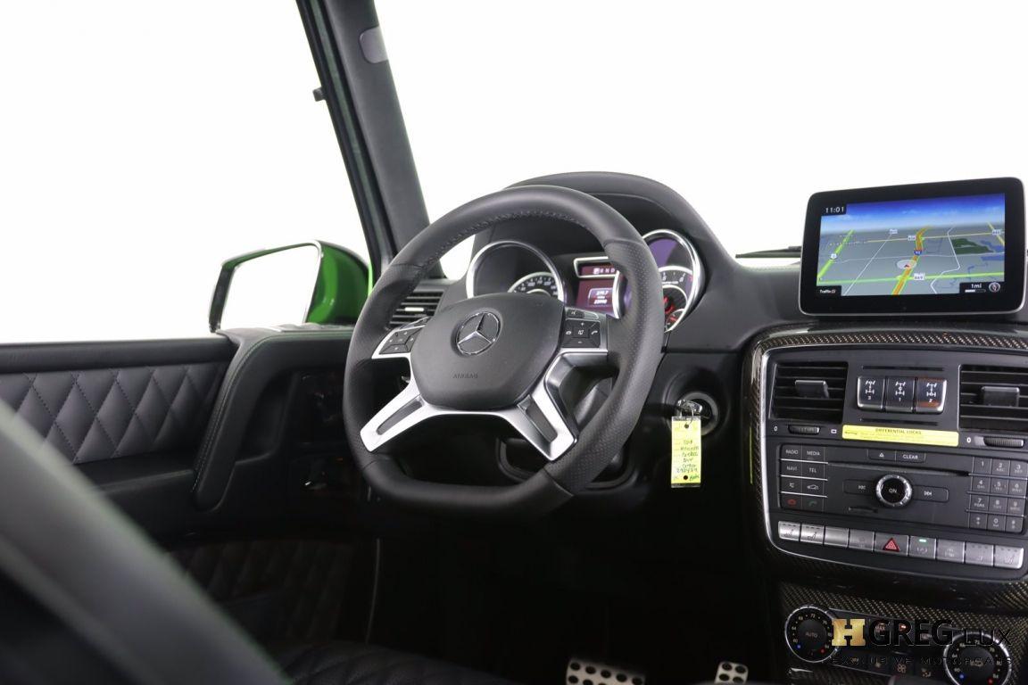 2018 Mercedes Benz G Class AMG G 63 #47